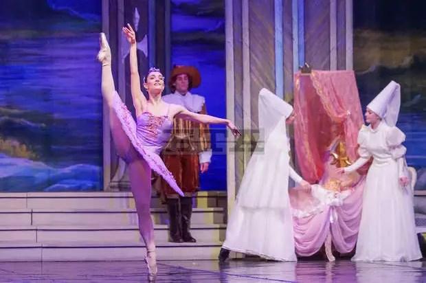 """Балет """"Дон Кихот"""" на сцената на Старозагорската опера"""