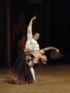 Lacul lebedelor, dans spaniol, Teatrul Mariinsky