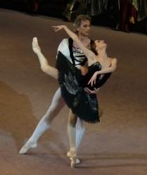 Svetlana Zaharova si Andrei Uvarov