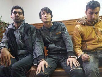 Шок ! Мигранти изнасилиха жена на мач в Швеция .