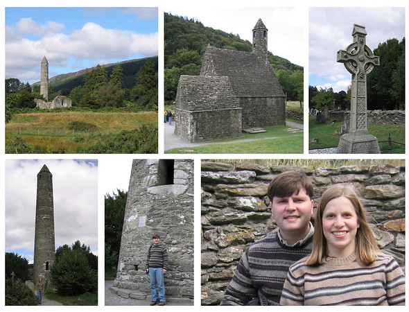 Glendalough collage