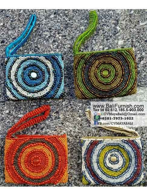 Beaded Purse Bali Indonesia