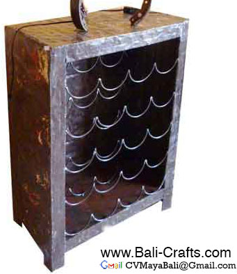 Oildrm1-6 Recycled Oil Drum Furniture Drawers Oildrm1-7 Recycled Oil Drum Furniture Bottle Rack