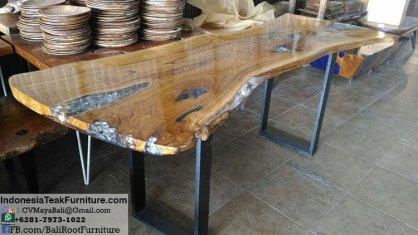 Teak Wood Resin Furniture
