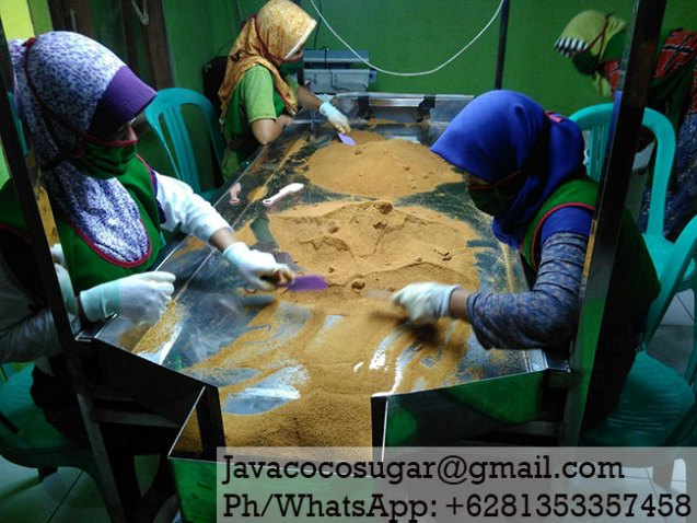 java-coconut-sugar-factory