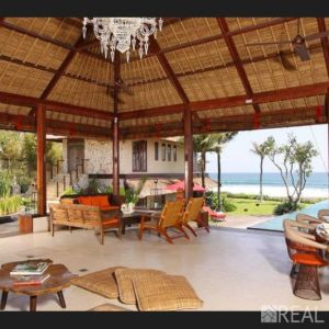 Fabulous Beach Front villa for Sale