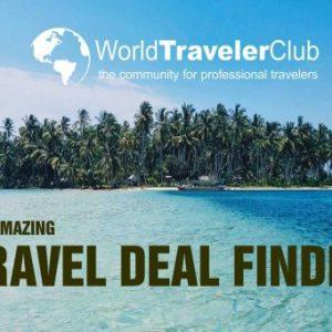 30 % off at World-Traveler-Club.com