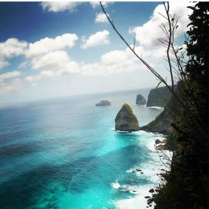 For Sale: Beach and Cliff front Land 570000 qm Nusa Penida Island, Bali