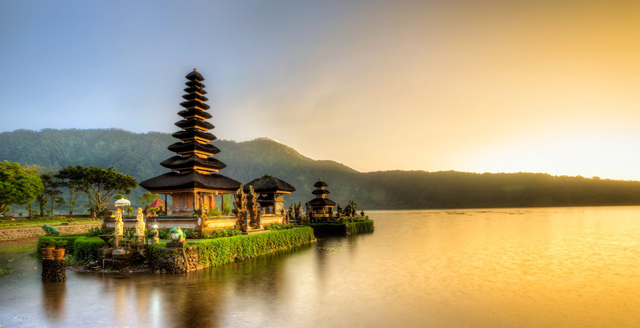 Bali is the second Best Island in The World