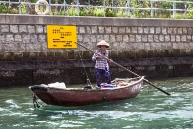 Hongkong-Fishwoman