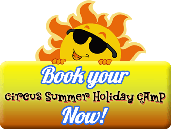 Book Circus Summer Holiday Camp