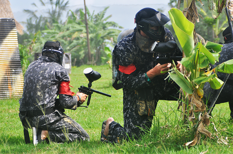 Bali Paint Ball Adventure