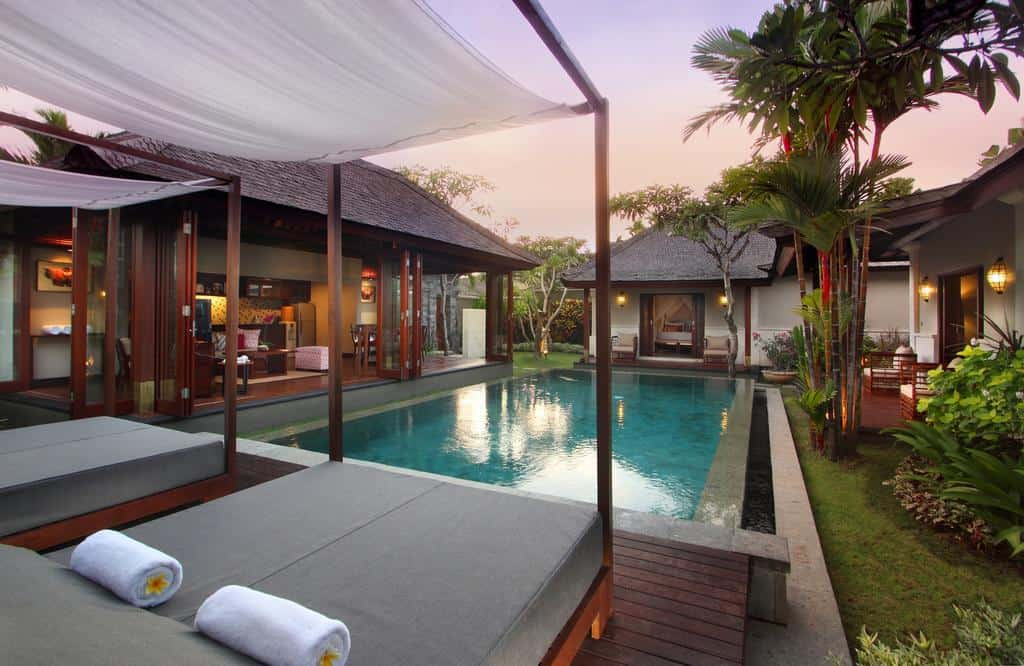 The Ulin Villas and Spa