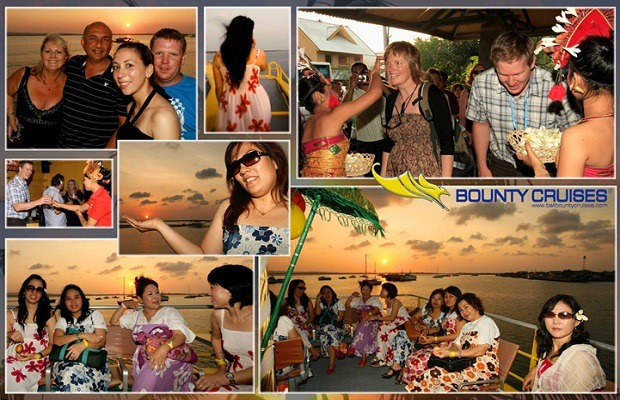 Bali Bounty Sunset Dinner Cruise