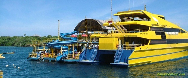 Bali Day Cruises Tour Packages Sailing From Bali To Nusa Lembongan Island