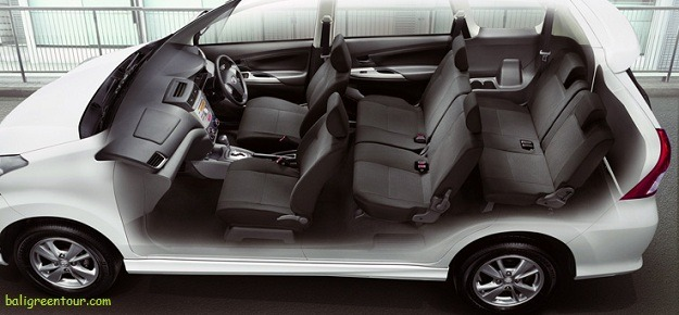 Toyota Avanza Bali Car Rental With Driver