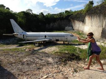 aeroplane-bali-random-abandoned-trips-travels
