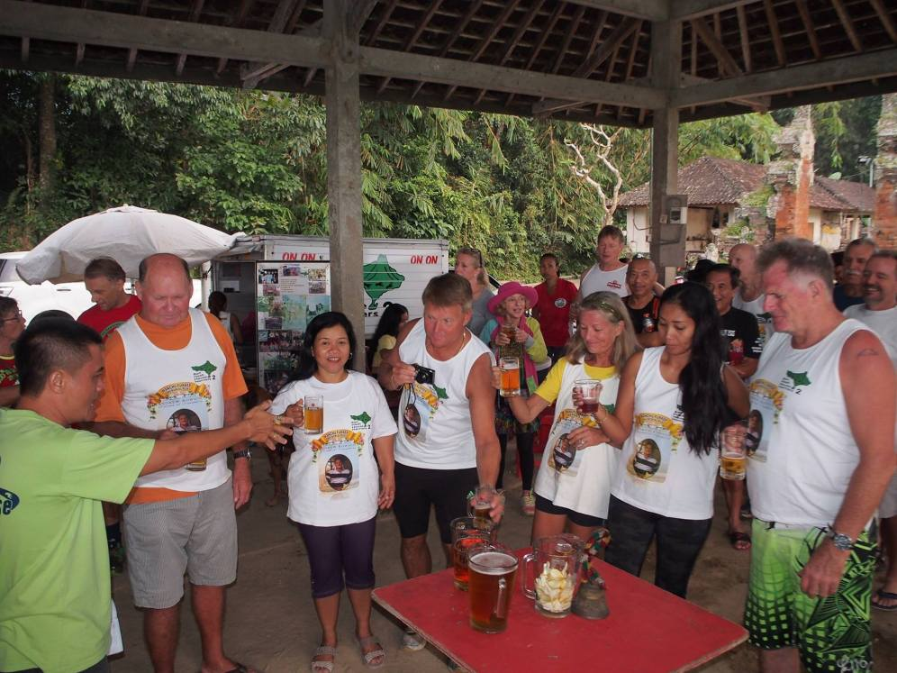 Photos from Run 1336 Pura Dalem Bongkasa Andy Rowson Memorial Run