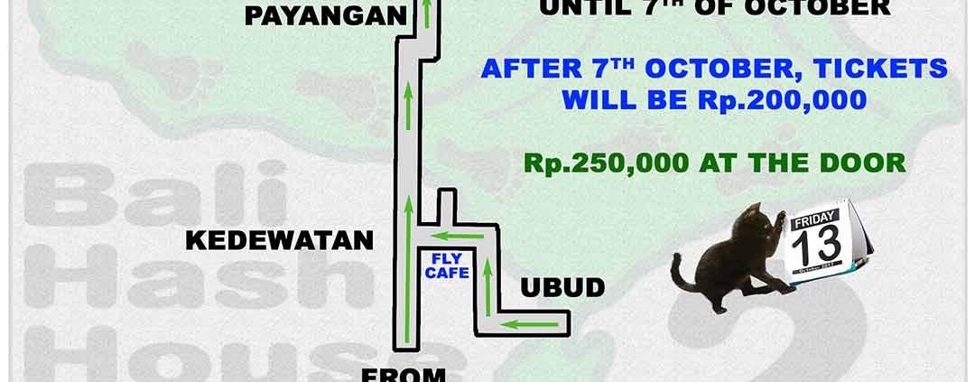 BHHH2 Run 1341 Kantor POS Payangan 7-Oct-17