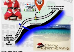 Bali Hash House Harriers 2 Next Run Map Saba, Gianyar