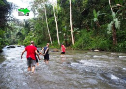 Bali Hash House Harriers 2 River Crossing