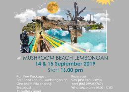 Bali Hash 2 Next Run Map #1442 Lembongan Island