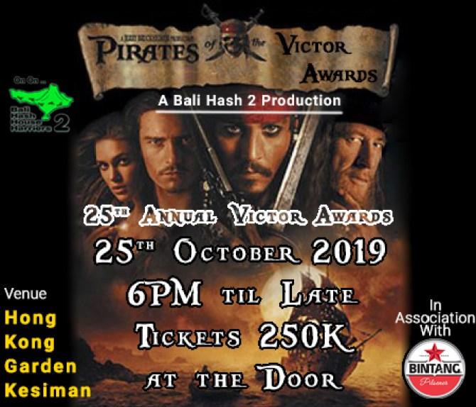 Bali Hash 2 Presents 25th Annual Victor Awards