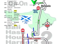 Bali Hash 2 Next Run Map #1485 Beresela Payangan