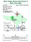 Bali Hash 2 Next Run Map #1488 Bali Budaya Cultural Village 27-Mar-21