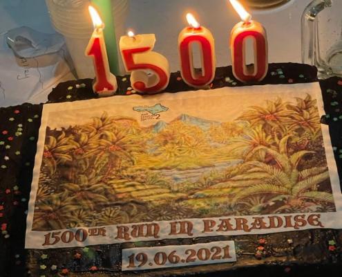 BALI HHHII 1500 HASH THRASH AT KEMENUH