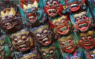 balinese-mask