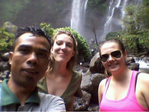 Trip to Sekumpul waterfalls with local guide