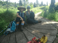 Hiking trip to Mayong Village Bali