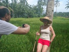 Trekking to Mayong Village