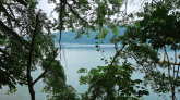 During tamblingan trek you also able to see the lake during the trek