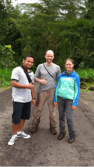 Best Local guide contact for mount agung trekking
