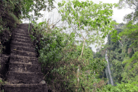 Sekumpul waterfalls Trek is the best