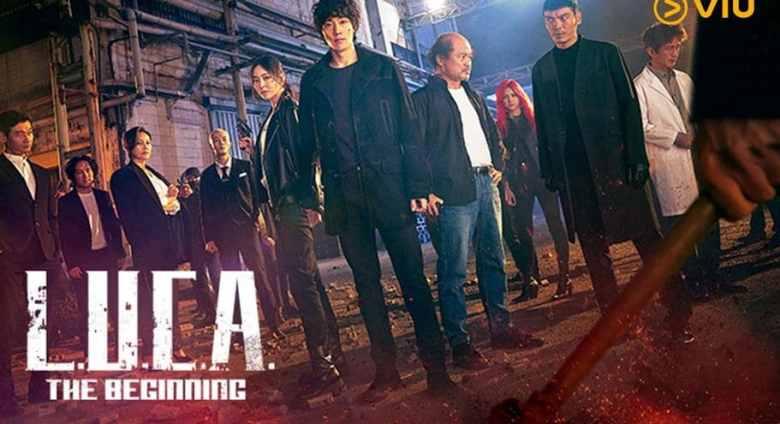 Nonton Drama Korea LUCA The Beginning 2021 Eps 1 Sub Indo Gratis