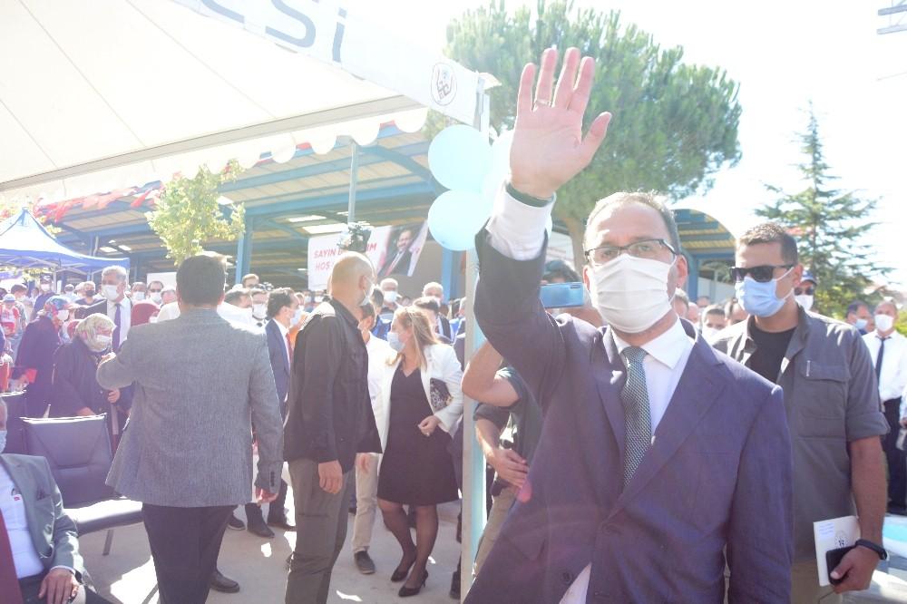 Sultan Alpaslan Kültür Evi açıldı