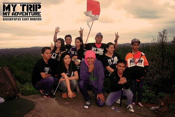 My Trip My Adventure Balikpapan - Batu Dinding Km.45