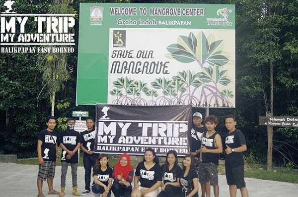 My Trip My Adventure Balikpapan - Mangrove Center Graha Indah