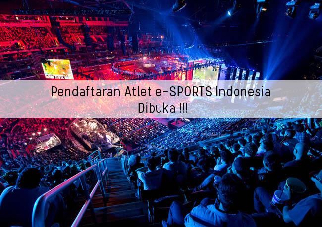 e-sports indonesia