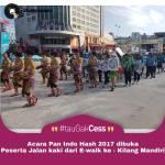 peserta Pan Indo Hash 2017