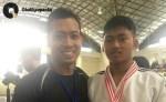 membawa nama kaltim - atlet balikpapan menoreh medali judo di jakarta