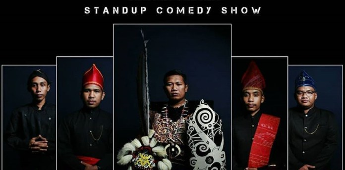 event stand up comedy balikpapan 2018