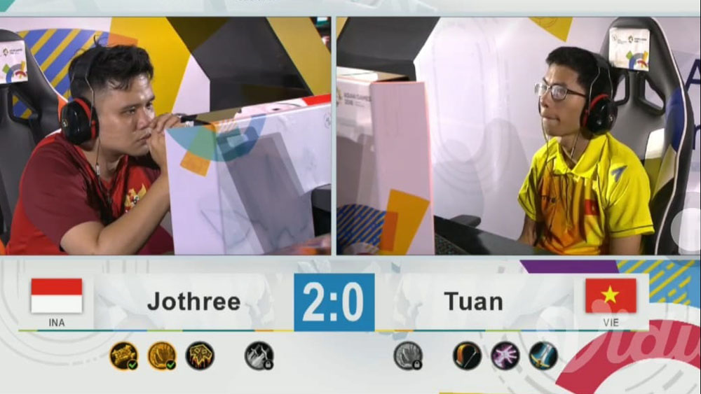 jothree unggul dua point atas vietnam