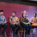 Para Pembicara Malam Bakti Nusantara