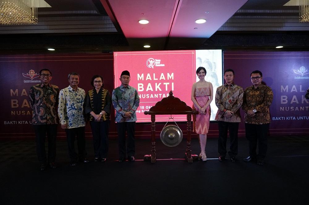 Peresmian Logo Baru Yayasan Tunas Bakti Nusantara