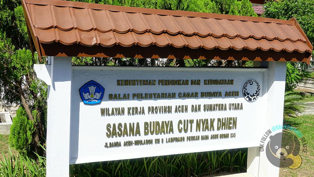 Sasana Budaya Cut Nyak Dhien