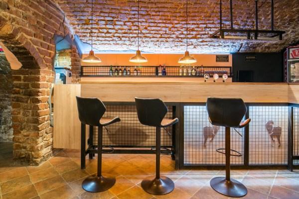 Podkoziołek, bar Stary Rynek